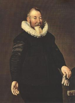 Thomas De Keyser : Portrait of a Man