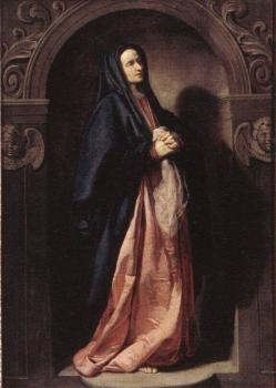 Thomas De Keyser : Virgin Mary