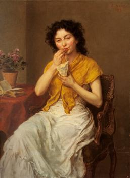Ludwig Knaus : The Glutton