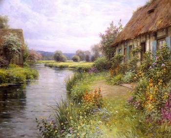 Louis Aston Knight : A Bend in the River