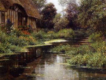 Louis Aston Knight : Summer Afternoon, Normandy