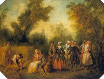 Nicolas Lancret : Summer