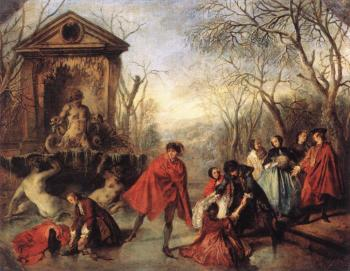 Nicolas Lancret : Winter