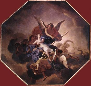 Charles Le Brun : The Triumph of Faith