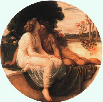 Lord Frederick Leighton : Acme and Septimus