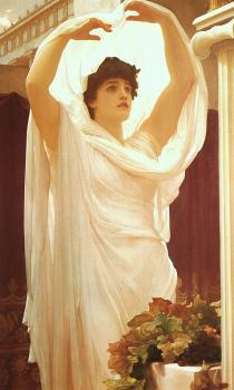 Lord Frederick Leighton : Invocation