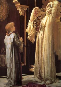 Lord Frederick Leighton : Light of the Harem