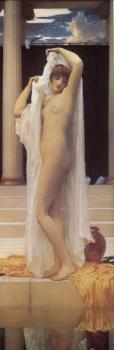 Lord Frederick Leighton : The Bath of Psyche