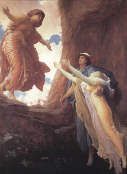 Lord Frederick Leighton : Return of Persephone