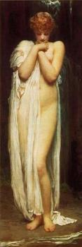 Lord Frederick Leighton : A Bather
