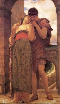 Lord Frederick Leighton : Wedded