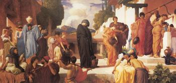 Lord Frederick Leighton : Captive Andromache