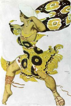 Leon Bakst : Narcisse a youth