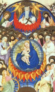 Limbourg Brothers : Heavenly Host