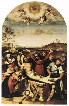 Lorenzo Lotto : Deposition