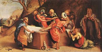 Lorenzo Lotto : Deposition II