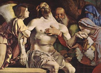 Lorenzo Lotto : Pieta