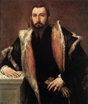 Lorenzo Lotto : Portrait of Febo da Brescia