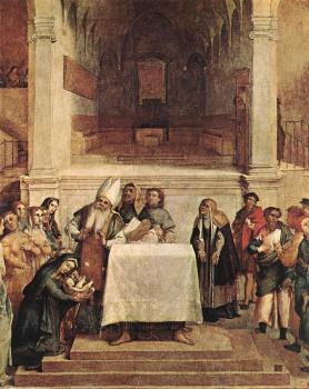 Lorenzo Lotto : Presentation on the Temple