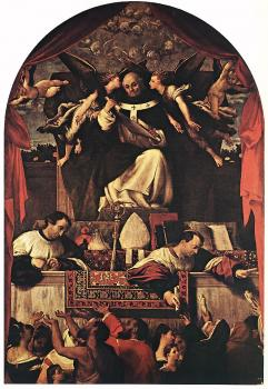 Lorenzo Lotto : The Alms of St Anthony