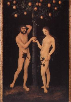 Adam and Eve III