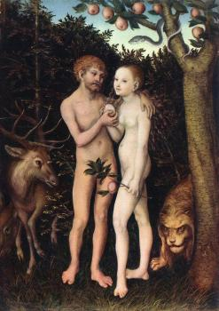 Adam and Eve V