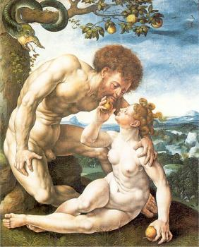 Jan Mabuse : Adam and Eve