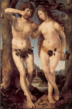 Jan Mabuse : Adam and Eve II