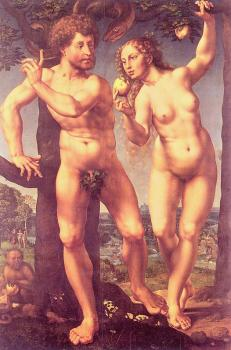 Jan Mabuse : Adam and Eve III