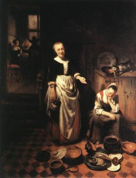 The Idle Servant