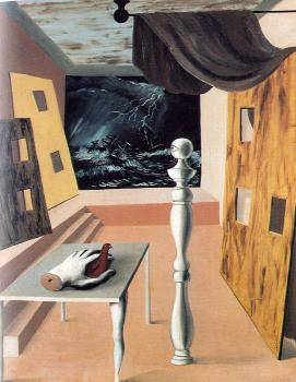 Rene Magritte : the difficrlt crossing