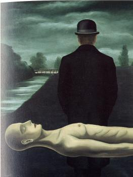 Rene Magritte : The Musings of the Solitary Walker