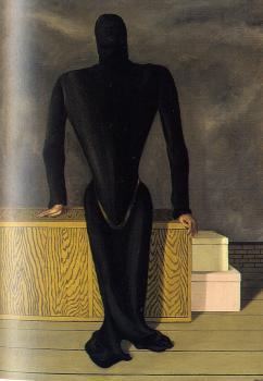 Rene Magritte : the female thief