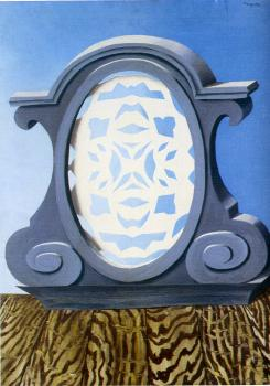 Rene Magritte : the end of time