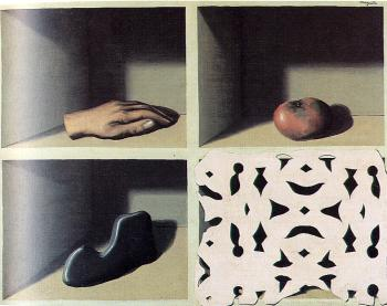 Rene Magritte : one-night museum