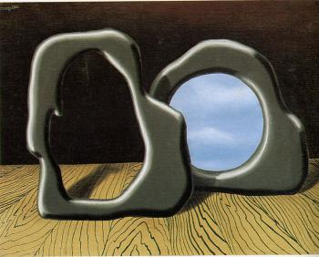 Rene Magritte : the light-breaker