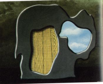 Rene Magritte : the travel season