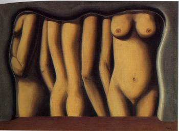 Rene Magritte : the adulation of space