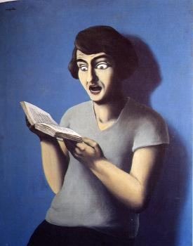 Rene Magritte : the subjugated reader