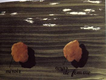 Rene Magritte : the use of speech