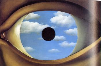 Rene Magritte : the false mirror