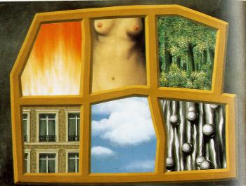 Rene Magritte : The Six Elements