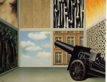 Rene Magritte : on the threshold of freedom