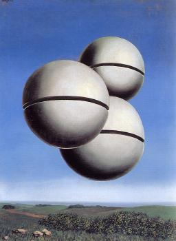 Rene Magritte : the voice of the air