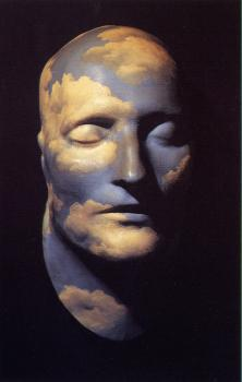 Rene Magritte : the future of statues