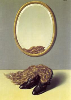 Rene Magritte : love disarmed