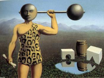 Rene Magritte : perpetral motion