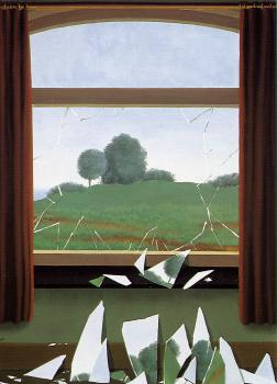 Rene Magritte : the key to the fields