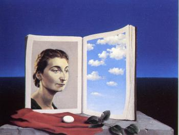 Rene Magritte : suzanne speak