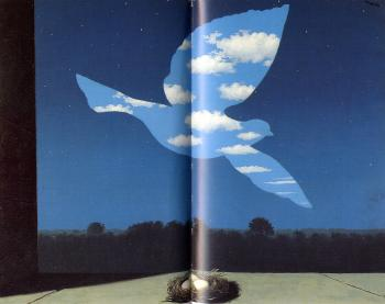 Rene Magritte : the return